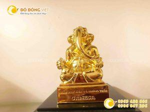 Vị thần đầu voi Ganesha, thần may mắn và thông thái