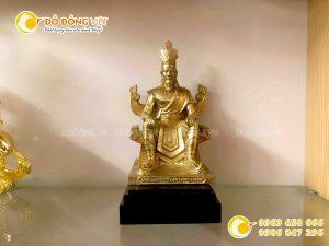 Tượng vua Hùng, tượng Hùng Vương bằng đồng cỡ nhỏ để bàn làm việc
